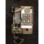 Cold War Era Army Digital Field Phone with case (Model # TA-954 TT)