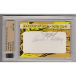 2011 Horrors of War CURTIS LeMAY Autograph