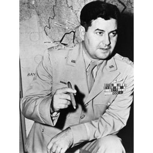 Curtis LeMay autograph